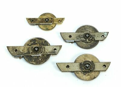 Pocket Watch Mainspring Barrels - For Parts Or Steampunk Art Tb805