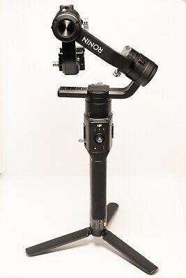 DJI Ronin-S Essentials Kit Hand Held Gimbal - up to 8 pound payload