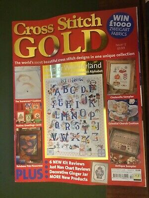Cross Stitch GOLD Magazine Issue 17
