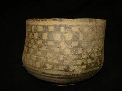 Amazing!!   Ancient Painted Bowl Pouring Cup~3000Bc  Early Bronze Age Neolithic