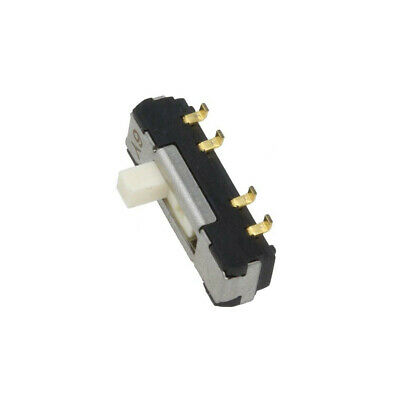 CL-SB-23B-02 Switch slide Positions 3 DP3T 0.2A/12VDC ON-ON-ON