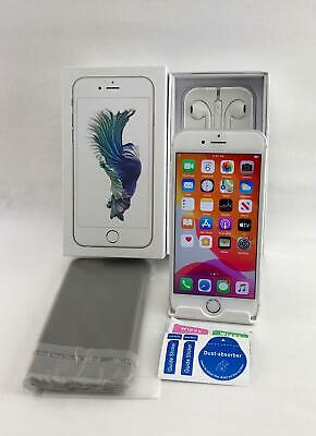 Apple iPhone 6S A1633 32GB Silver! READ DETAILS! On any NON US GSM Networks!