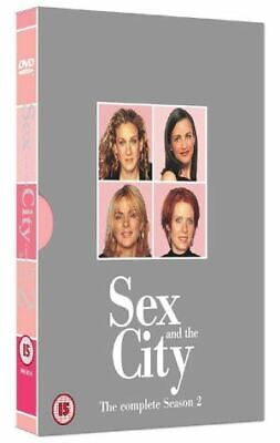 Sex and the City: The Complete HBO Season 2 [DVD], , Very Good, DVD