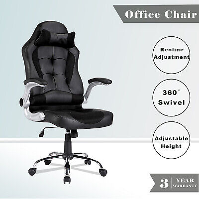High Back Executive Gaming Office Chair Recliner Computer ChairsRacing Seat