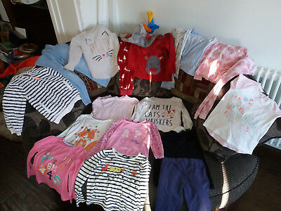 Girls clothes age 4-5 Years large bundle . Used but in great condition