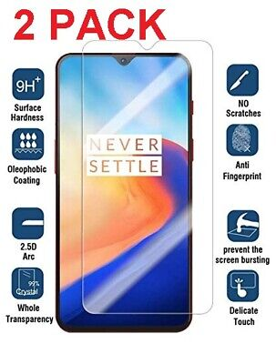Tempered Glass Film Screen Protector For OnePlus 6T GORILLA Premium