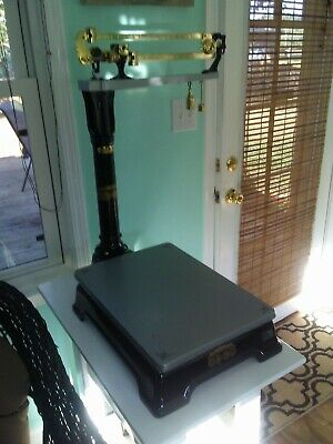 1895 Fairbanks Scale, fully restored