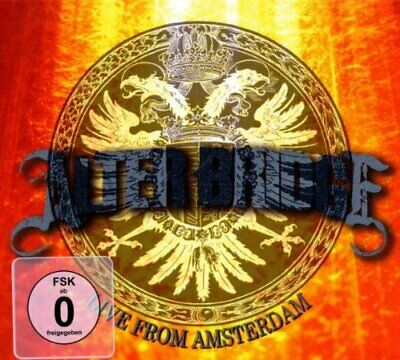 Live from Amsterdam (Deluxe Edition With Bonus DVD) - Alter Bridge CD AMVG