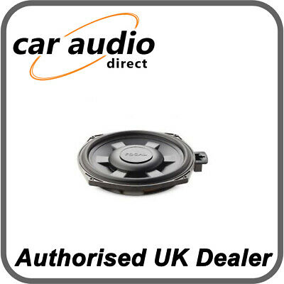 """Focal IFBMW-SUB - 8"""" Flat Subwoofer for BMW X1 1 3 Series"""