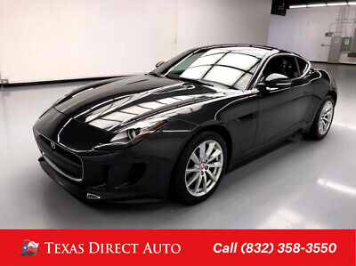 2015 Jaguar F-Type V6 Texas Direct Auto 2015 V6 Used 3L V6 24V Automatic RWD Coupe Premium