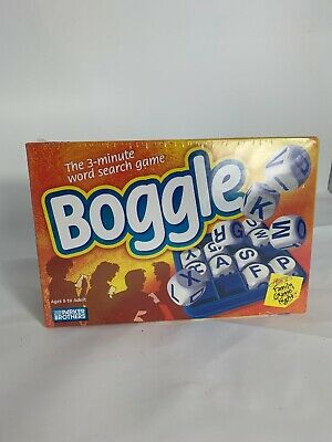 Boggle 3 Minute Word Search Game- Never Opened
