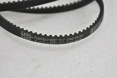 755-5M-09 HTD Timing Belt 755 mm Long 9mm wide /& 5mm Pitch