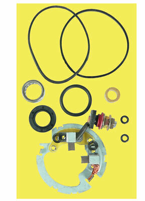 Quadboss Electrical Starter Repair Rebuild Kit Parts for Polaris Scrambler 400