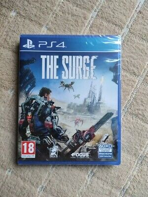 The Surge PS4 - New, Sealed