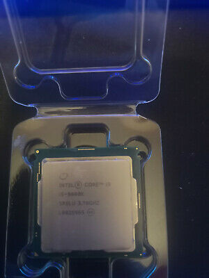 Intel Core i5-9600K 3.7GHz  (4.60GHz Turbo) Processor