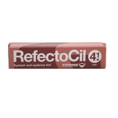 RefectoCil Augenbrauen- & Wimpernfarbe Nr. 4.1 Rot 15ml