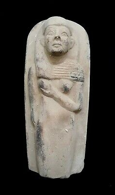 Egyptian Isis Goddess Statue Figurine Ancient Sculpture Egypt Antiquities Antiqu