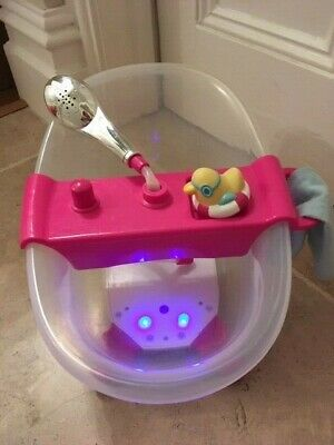 Baby Born Bath Interactive with Sound Effects