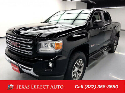 2015 GMC Canyon 4WD SLE Texas Direct Auto 2015 4WD SLE Used 3.6L V6 24V Automatic 4WD Pickup Truck