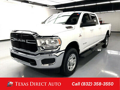 2019 Ram 2500 Big Horn Texas Direct Auto 2019 Big Horn Used Turbo 6.7L I6 24V Automatic 4WD Pickup
