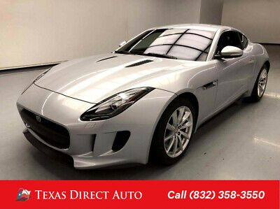 2017 Jaguar F-Type Auto Texas Direct Auto 2017 Auto Used 3L V6 24V Automatic RWD Coupe Premium