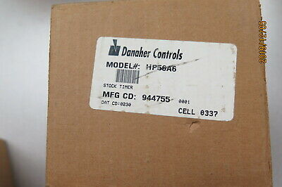 Danaher Controls Stock Timer Hp56A6 Eagle Signal