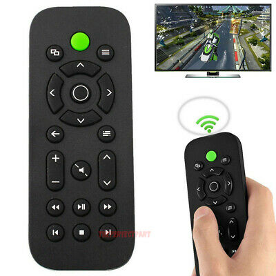 Media Remote Control Controller Game Accessories For Xbox One Console Black USA
