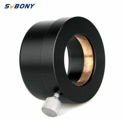 SVBONY 2 to 1.25 inch Eyepiece Adapter Telescope Astronomy 50.8mm to 31.7mm Meta
