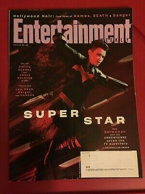 Entertainment Weekly 2019 AUGUST SUPER STAR Cover # 2 of 5 THE FLASH