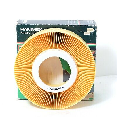 Hanimex 120 Rondex 35mm Rotary Slide Projector Carousel Cartridge Good Condition