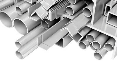ALUMINIUM ROUND TUBE 25.4 X 3.2MM 1@ 3400mm postage included