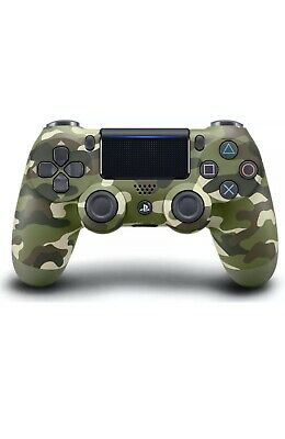 OFFICIAL SONY PS4 DualShock 4 V2 Wireless Controller Sony - Green Camo