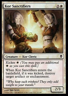 Kor Haven Magic Mtg Zendikar Expeditions Havre Kor PREMIUM // FOIL
