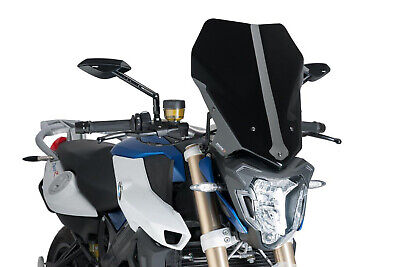 Puig Screen Naked N.g. Touring Bmw F800 R 2019 Black