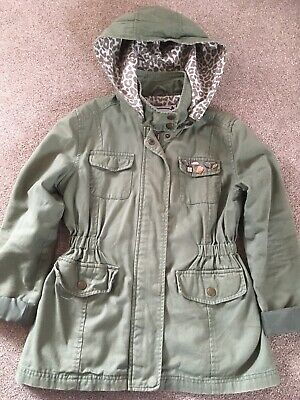 Girls Jacket Age 10-11 Years From Matalan