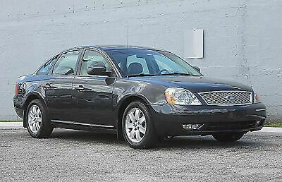 2007 Ford Five Hundred SEL 48K ORIGINAL MILES WARRANTY 21 SERVICE RECORDS 2 OWNERS FLORIDA VEHICLE