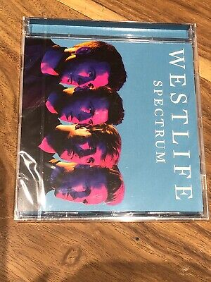Virgin Spectrum CD by Westlife (Audio CD/ 2019/ EMI)