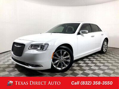 2018 Chrysler 300 Series Limited Texas Direct Auto 2018 Limited Used 3.6L V6 24V Automatic AWD Sedan