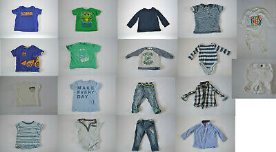 Boys clothing baby 9-12 months bundle (Next, TU, Mothercare, F&F)