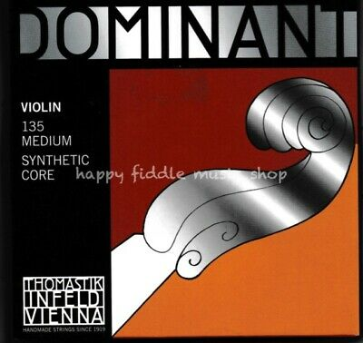 THOMASTIK DOMINANT violin strings and string set 135 4/4