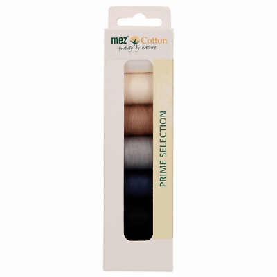 Coats Prime Selection Standard 1 Mez Cotton Thread Pack Sewing Dressmaking Craft