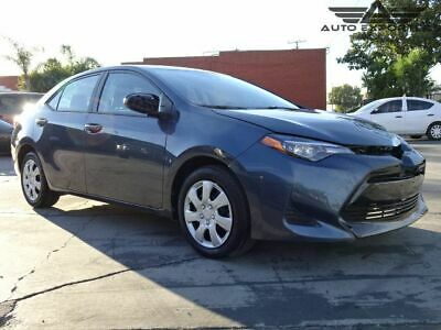 2019 Toyota Corolla L/LE/SE/XLE/XSE 2019 Toyota Corolla Salvage Damaged Vehicle! Priced To Sell! Wont Last! L@@K!!