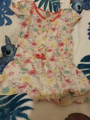 Lovely Girls Peppa Pig Sleepsuit Age 4-5 Years