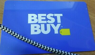 Best Buy $15 Value gift card! Free Shipping!
