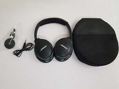 Bose SoundLink Around-Ear Wireless Headphones II - Black #51