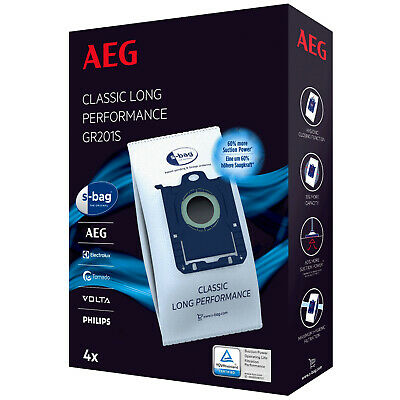 8 Vacuum Cleaner Dust for Electrolux-AEG