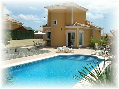 3 Bed Luxury Spanish Villa  Private Pool. 2020 Holiday Rental Property Book Now