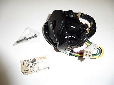 Lenkerschalter left switch handle Yamaha Xs 250 400 11U-83972