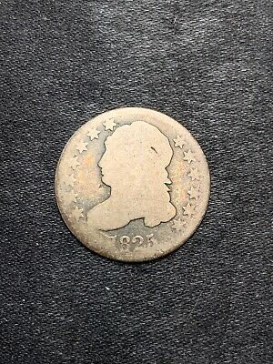 1825 10c United States Capped Bust Dime