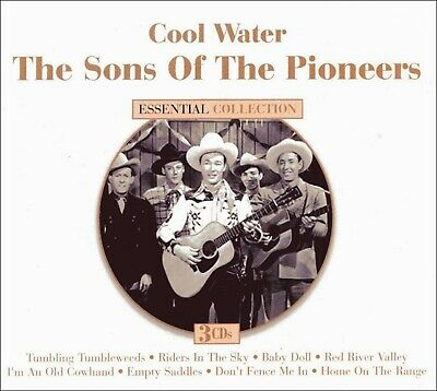 SONS OF THE PIONEERS (Roy Rogers) * 75 Greatest Hits *NEW 3-CD BOXSET Orig Songs